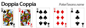 Doppia coppia poker texas hold'em
