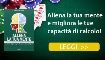 libro allena la tua mente poker